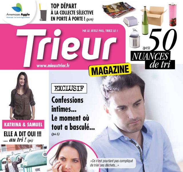 Trieur Magazine - Annemasse Agglo