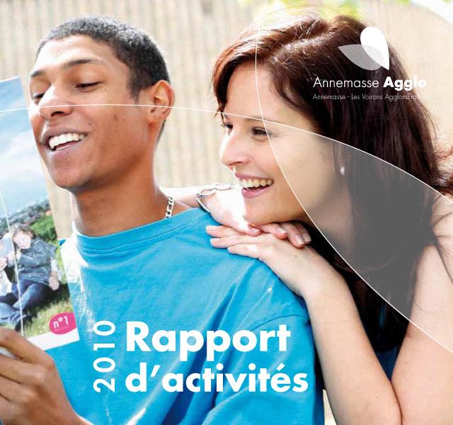 Annemasse Agglo - Rapport d'activités 2010