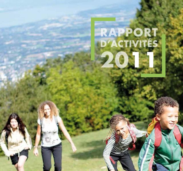 Annemasse Agglo - Rapport d'activités 2011