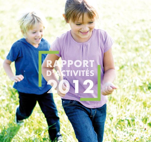 Annemasse Agglo - Rapport d'activités 2012