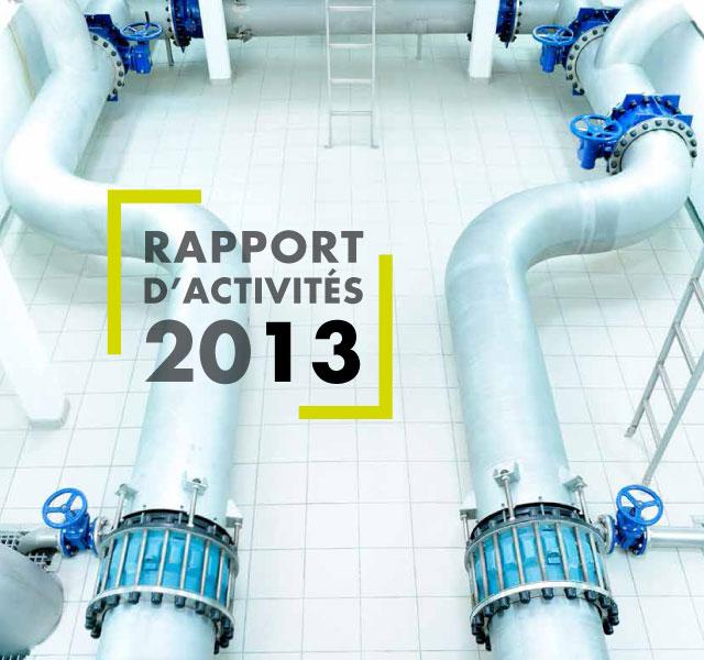 Annemasse Agglo - Rapport d'activités 2013