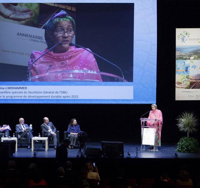 1er forum international sur les partenariats public-privé