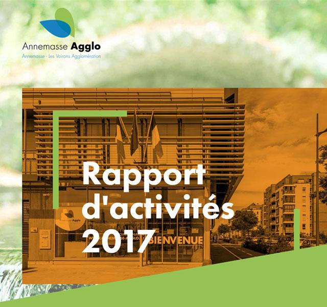 Rapport d'activités 2017