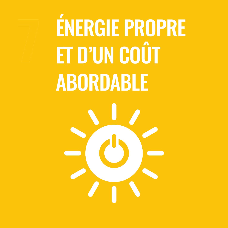 Energie propre et d'un coût abordable