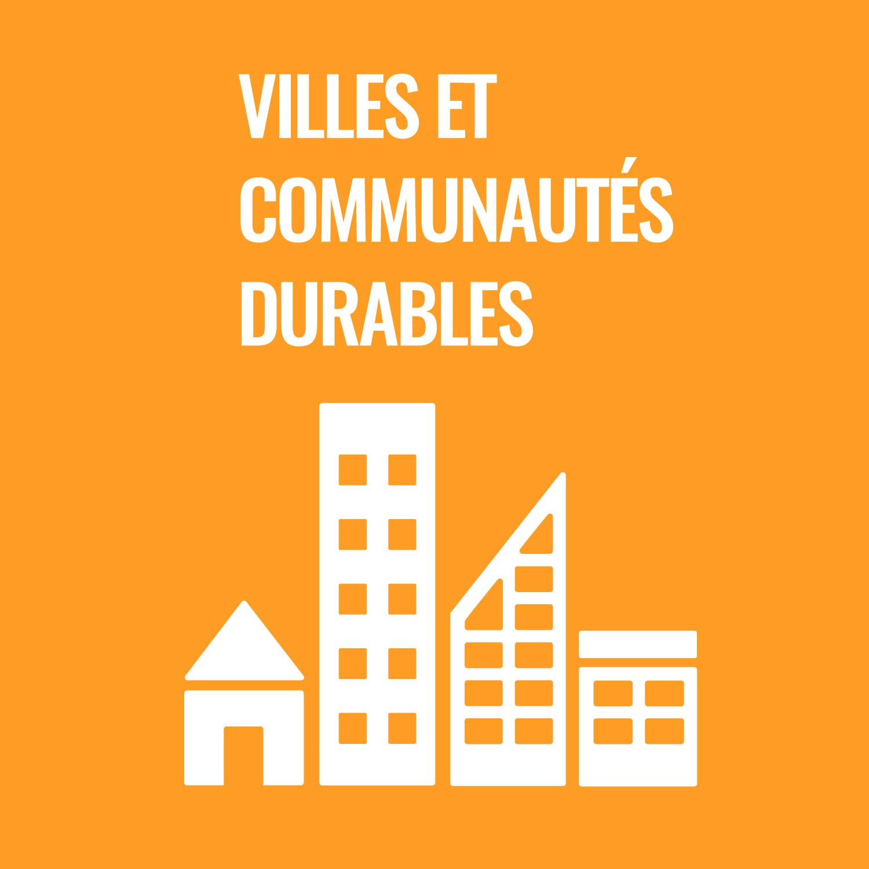 Villes et communautés durables