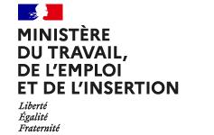 Logo Service Public de l'Emploi