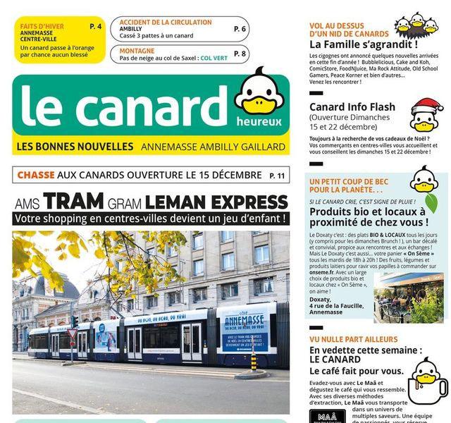 Magazine Côté Annemasse