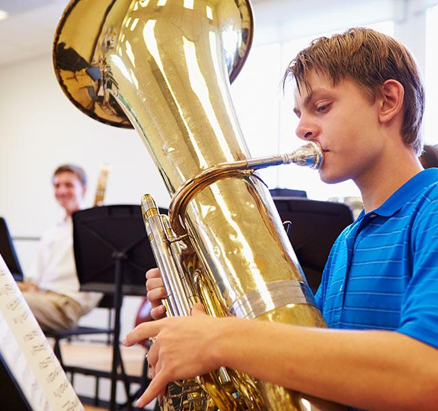 Musique tuba