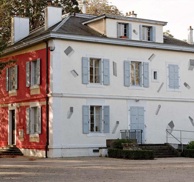 Villa du Parc, centre d'art contemporain Annemasse