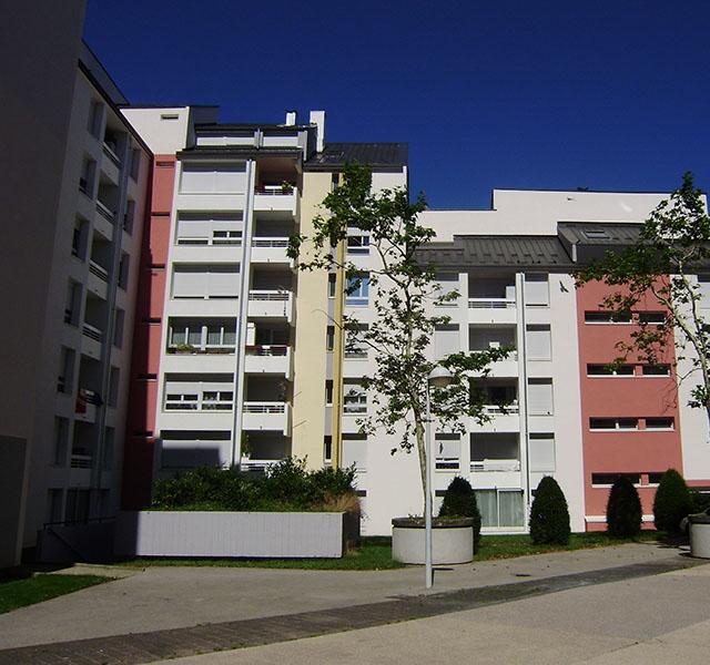 Réhabilitation de logements locatifs sociaux propriété d'HALPADES sur le secteur secteur Gauguin