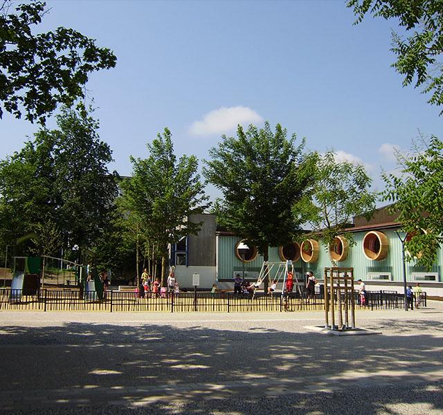 Place du Jumelage, Annemasse