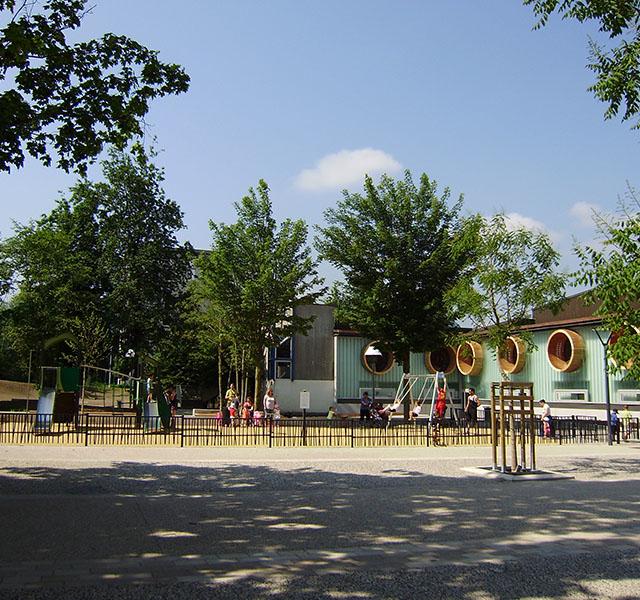Place du Jumelage Annemasse